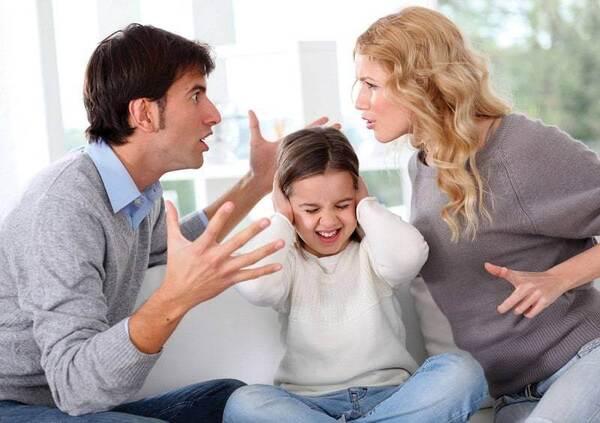 Gia đình tồn tại rất nhiều những bất đồng, tỷ lệ ly hôn ngày càng tăng