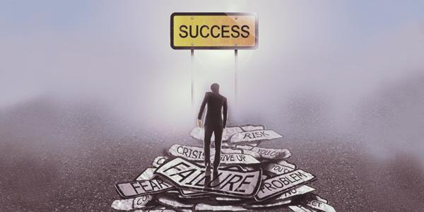 Bài học thành công số 6: Thất bại là cơ hội để học hỏi