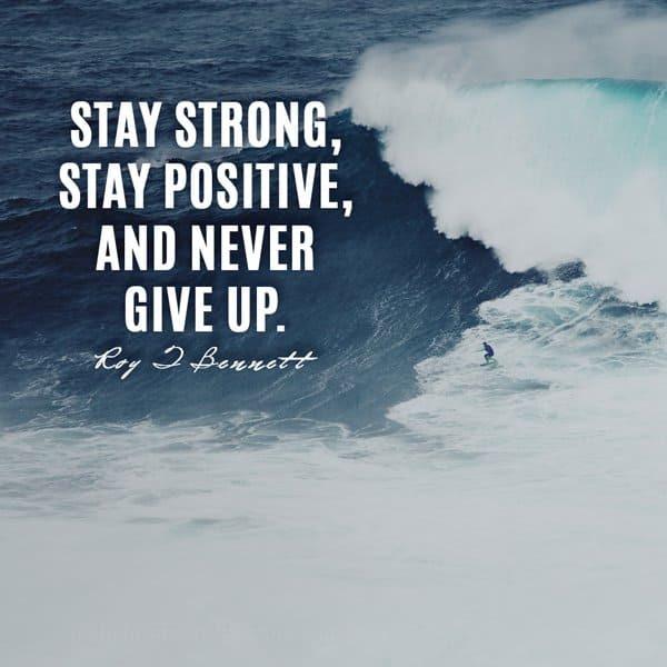 Bài học thành công số 10: Can đảm vượt qua thử thách