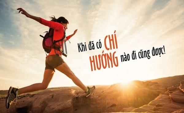 Mục tiêu giúp bạn có động lực để vượt qua khó khăn và không đi chệch hướng