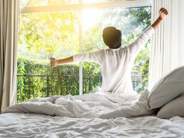 Thời gian biểu của người thành công rất hiếm hoặc không bao giờ có thức dậy muộn