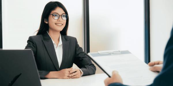 Cách tự tin khi phỏng vấn – hít thở sâu