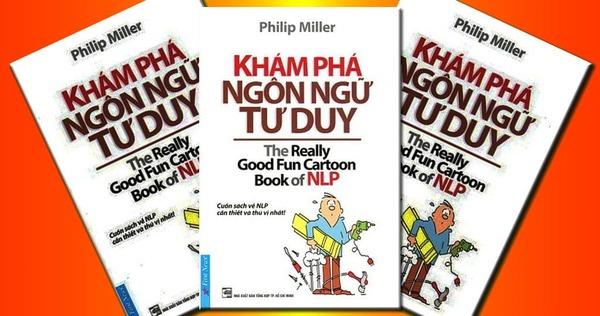 """""""Khám phá ngôn ngữ tư duy"""" là cuốn sách NLP vô cùng hấp dẫn"""