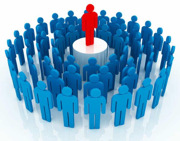 Cả lãnh đạo và quản lý đều phải tác động đến cá nhân, nhóm để có thể đạt được mục tiêu