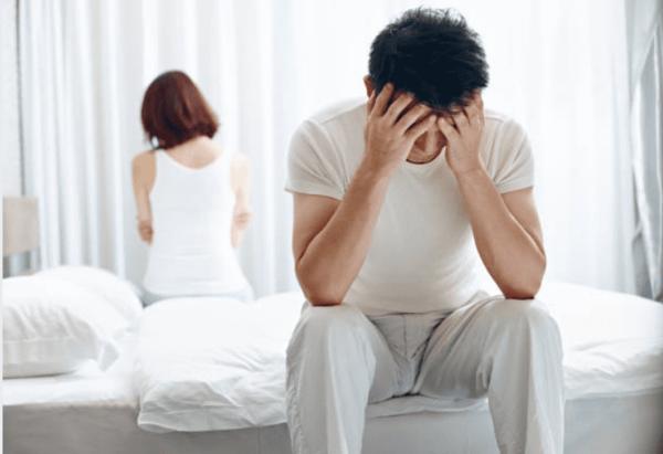 Lý do ly hôn - không hòa hợp trong chuyện chăn gối
