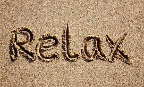 Thư giãn là yếu tố cần thiết khi lên thời gian biểu học tập