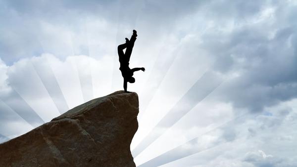 Nếu cảm thấy sự mạo hiểm là xứng đáng, bạn cần biết vượt qua những rào cản tâm lý và dũng cảm đương đầu với khó khăn