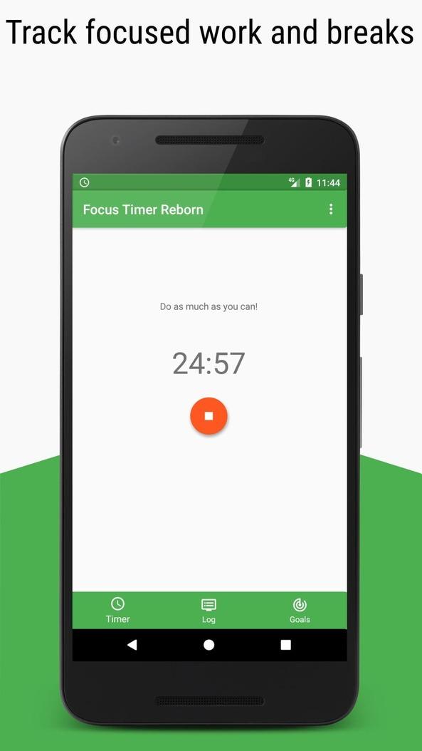 Focus Timer là ứng dụng giúp tối ưu hóa phương pháp Pomodoro lý tưởng dành cho iPad và iPhone
