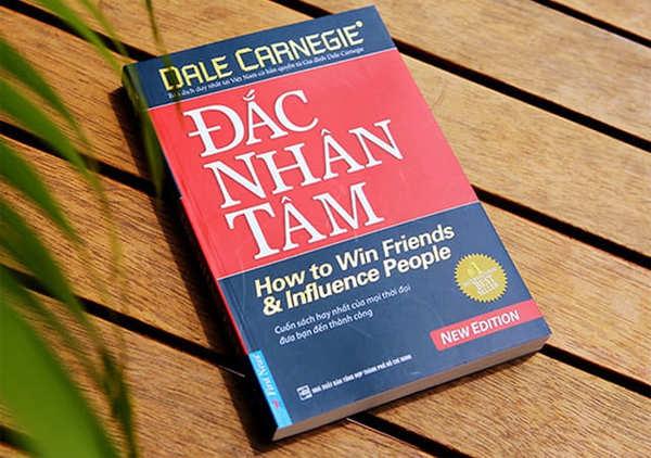 Sách kỹ năng giao tiếp - Đắc Nhân Tâm