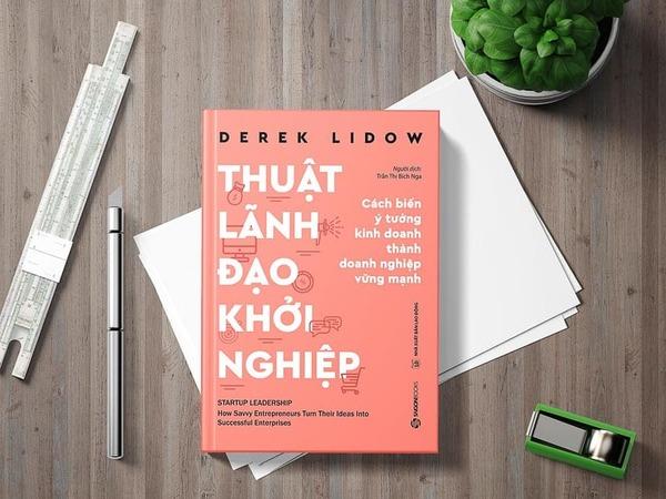 12 sách lãnh đạo nên đọc nếu muốn trở thành nhà lãnh đạo tài ba