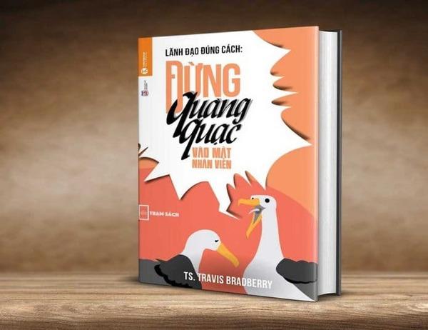 """""""Lãnh đạo đúng cách"""" là cuốn sách lãnh đạo mà bạn không nên bỏ qua"""