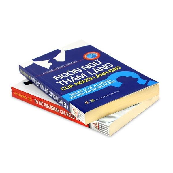"""""""Ngôn ngữ thầm lặng của người lãnh đạo"""" là cuốn sách phù hợp với những bạn đang muốn học hỏi về """"khí chất"""" của nhà lãnh đạo"""