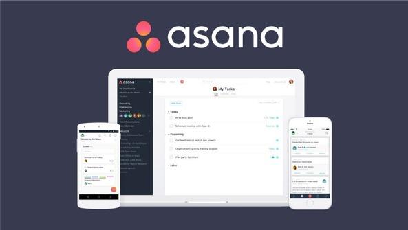 Ứng dụng quản lý công việc Asana được rất nhiều doanh nghiệp ưu ái lựa chọn