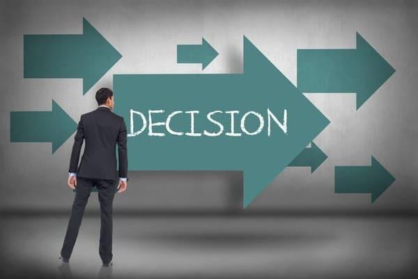 Người lãnh đạo giỏi không thể thiếu khả năng ra quyết định