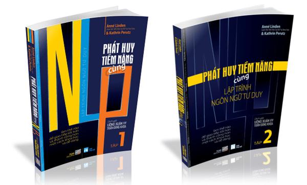 """Trong những sách hay về NLP, không thể bỏ qua cuốn """"Phát huy tiềm năng cùng NLP"""""""