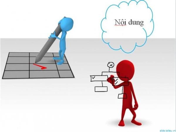 Cách tự tin khi thuyết trình bao gồm việc bạn chuẩn bị nội dung kỹ lưỡng