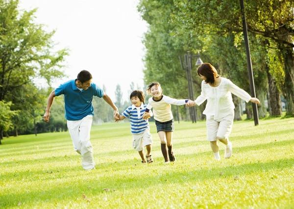 Cách ứng xử trong gia đình khôn khéo