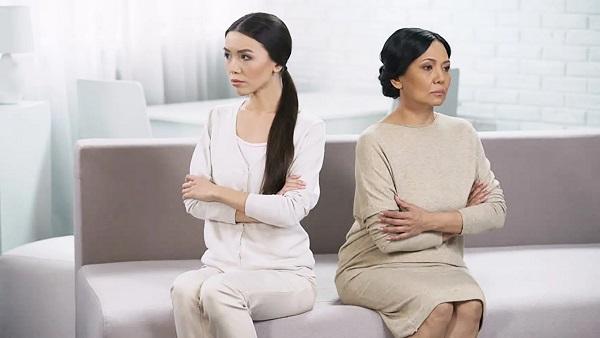 Mâu thuẫn giữa mẹ chồng và nàng dâu